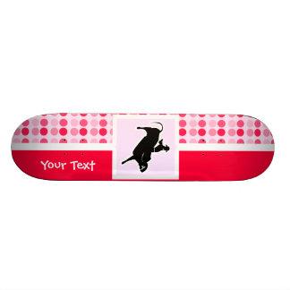 Cute Bull Rider Skate Boards