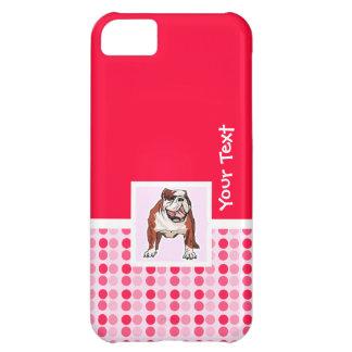 Cute Bulldog iPhone 5C Case