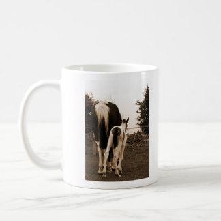 cute bum classic white coffee mug