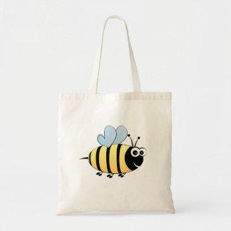 Cute bumble bee cartoon