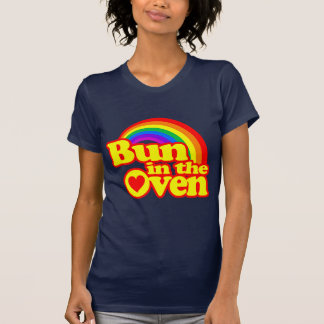 Cute! Bun In The Oven T-Shirt