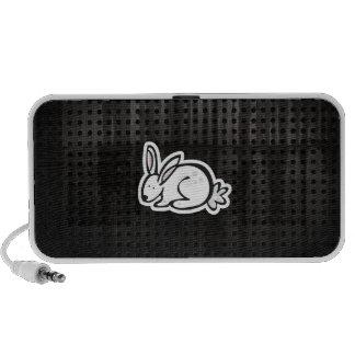 Cute Bunny; Cool Speakers