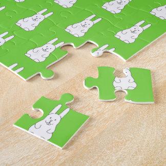 Cute Bunny Jigsaw Puzzle