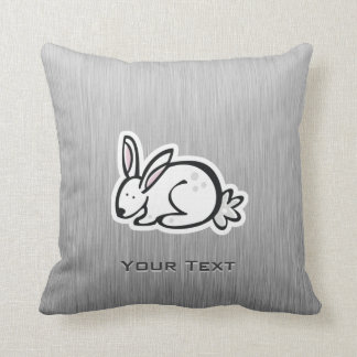 Cute Bunny; Meta-look Cushion