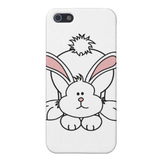 Cute Bunny Rabbit iPhone 5/5S Cover