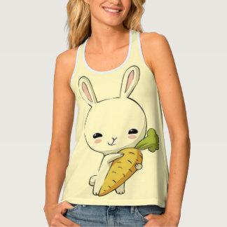 Cute Bunny Rabbit Tank Top