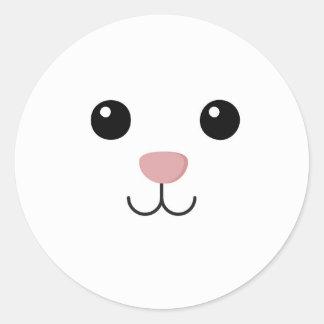 Cute Bunny Stickers
