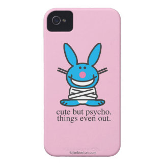 Cute but Psycho Case-Mate iPhone 4 Case
