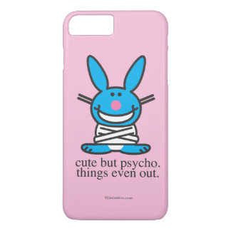 Cute but Psycho iPhone 8 Plus/7 Plus Case