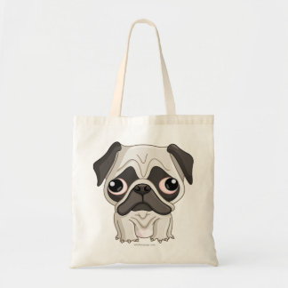 Cute But Sad Pug Puppy