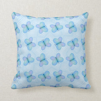 Cute Butterfly American MoJo Pillow