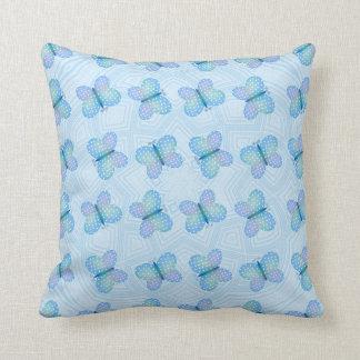 Cute Butterfly American MoJo Pillow Throw Cushion