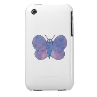 Cute Butterfly iPhone 3 Covers