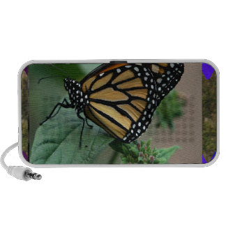 CUTE butterfly insect nature kids children family Notebook Speaker