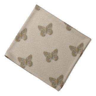 Cute Butterfly Pattern Bandana