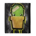 Cute Cactus iPad Folio Cover