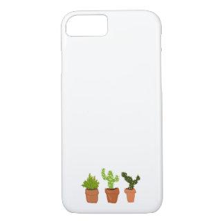 Cute Cactus iPhone 7 case