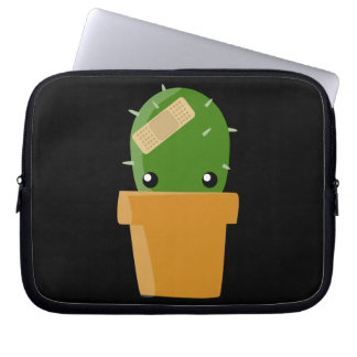 Cute Cactus Laptop Sleeve