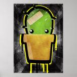 Cute Cactus Posters