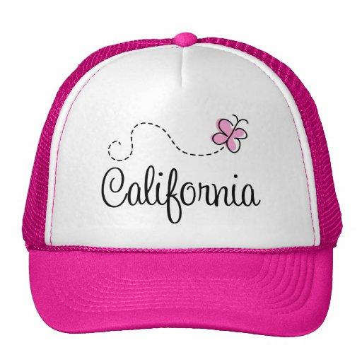 Cute California Design Mesh Hat