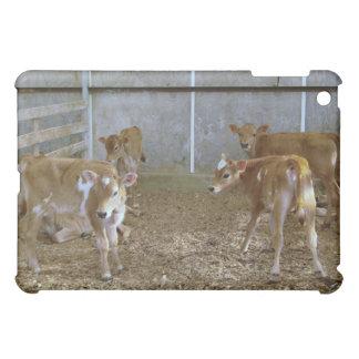 Cute calves iPad mini cases