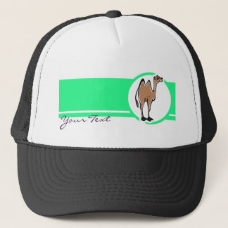 Cute Camel Design Trucker Hat