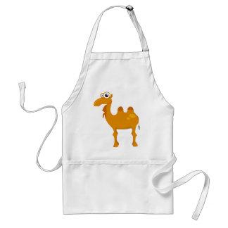 Cute camel standard apron