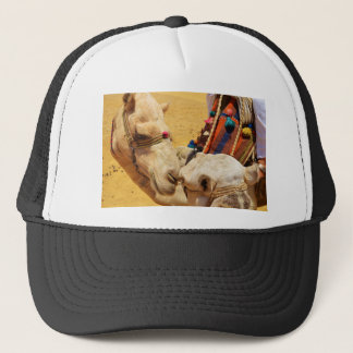 Cute Camels Trucker Hat