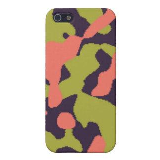 Cute Camo iPhone 5 Covers