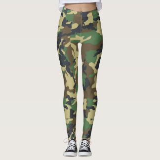 Cute Camouflage leggings