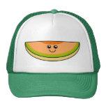 Cute Cantaloupe Trucker Hats