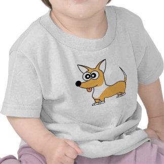Cute Cardigan Corgi T-shirts