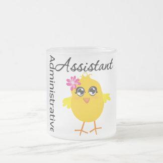 Cute Career Chick Administrative Assistant Mug