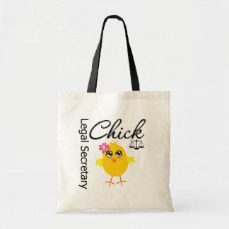 Cute Career Chick - Legal Secretary Bags