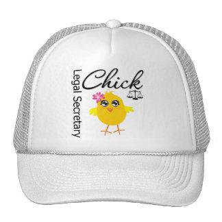 Cute Career Chick - Legal Secretary Hats