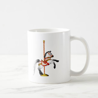 Cute Carousel Horse 1med Coffee Mug