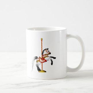 Cute Carousel Horse 1med Mug