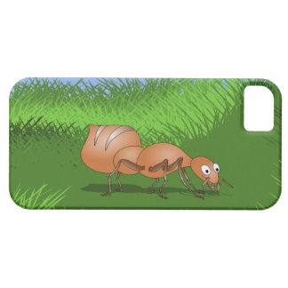 Cute Cartoon Ant iPhone 5 Case