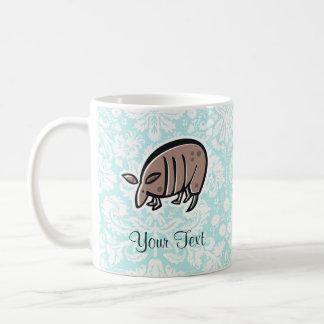Cute Cartoon Armadillo Coffee Mug