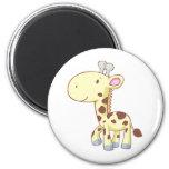 Cute Cartoon Baby Giraffe Shirts
