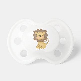 cute cartoon baby lion dummy