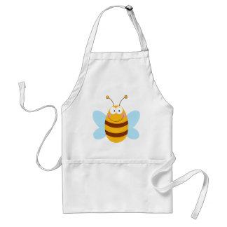Cute cartoon bee aprons