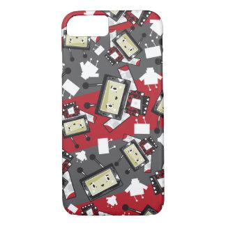 Cute Cartoon Blockimals Ladybird iPhone 8/7 Case