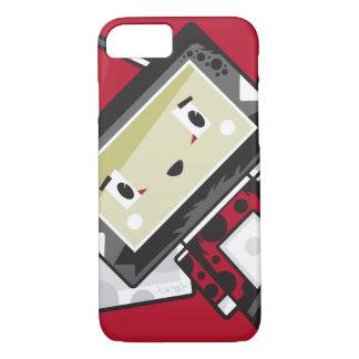 Cute Cartoon Blockimals Ladybird Phone Case