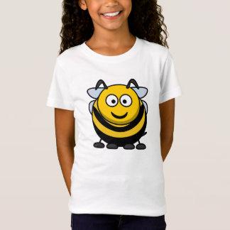Cute Cartoon Bumble Bee Kids T-shirt