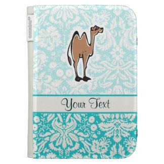 Cute Cartoon Camel Kindle Cases