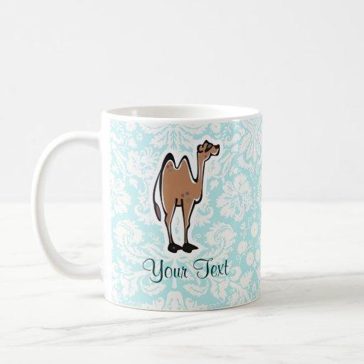 Cute Cartoon Camel Mugs