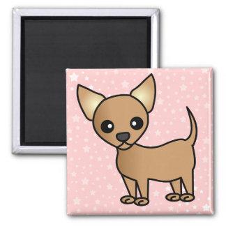 Cute Cartoon Chihuahua Magnet