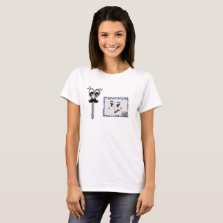 Cute Cartoon Coupon t-shirt for extreme couponers
