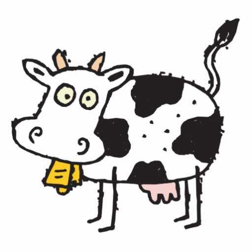 Cute Animated Cows